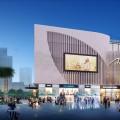 商业项目——广州从化莱茵广场(80000方建筑+室内+灯光)