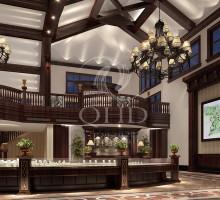湖北省梁子湖高尔夫球项目售楼中心