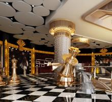 君泰商业(20000方商业综合体设计,品牌建筑园林室内一体化设计)